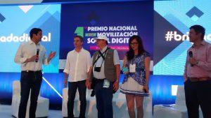 Ganadores I Premio Nacional a la Movilización Digital